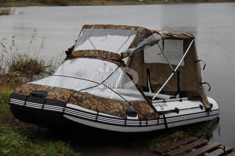 купить тент на лодку
