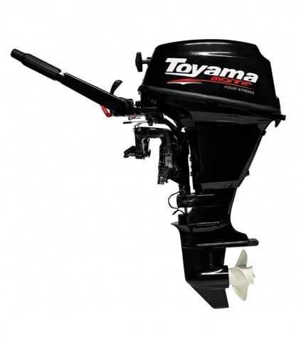 Четырехтактные лодочные моторы Toyama