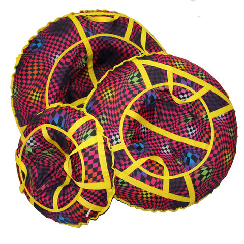 Надувные Санки-Ватрушки - Дизайны