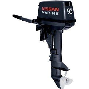 Двухтактные лодочные моторы Nissan Marine
