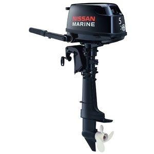 Четырёхтактные лодочные моторы Nissan Marine