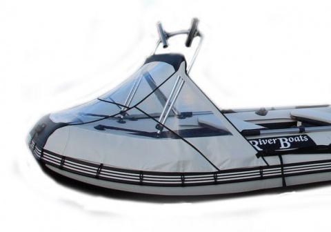 носовой тент на лодку ривьера пвх купить