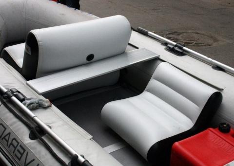 Универсальное надувное кресло для лодки ПВХ