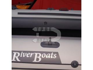 3D коврик EVA для лодки ПВХ Riverboats 350