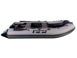 Лодка ПВХ RiverBoats RB 300 (НДНД) лайт