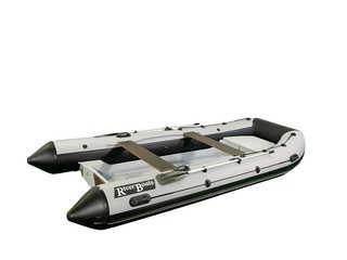 Лодка РИБ RiverBoats RB 430 с рундуком