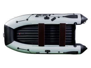 Лодка ПВХ RiverBoats RB 340 (НДНД) Лайт
