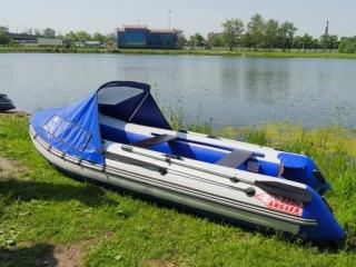 Лодка ПВХ Angler AN 335XL