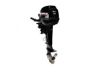 Двухтактный лодочный мотор Toyama T15BMS