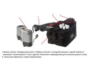 Насос электрический Bravo BTP 12 Manometre