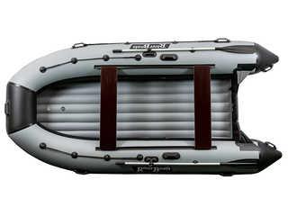 Лодка ПВХ RiverBoats RB 390 (НДНД)