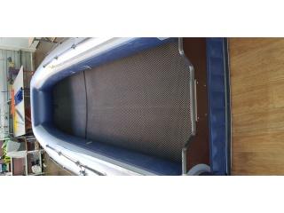 3D коврик EVA для лодки ПВХ Флагман 380 DK