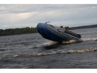 Лодка ПВХ Reef Тритон 420F НД