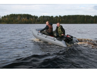 Лодка ПВХ Angler AN 320XL