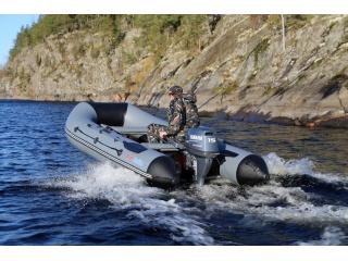 Лодка ПВХ Профмарин PM 360 CL