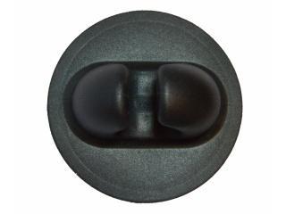 Держатель весла (защелка) малый, черный