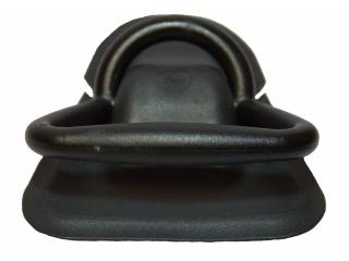 Рым-ручка на лодку ПВХ - черная