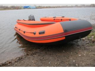 Лодка ПВХ Reef Тритон 360F НД