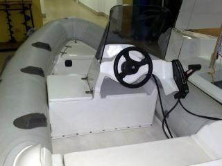 Лодка РИБ Буревестник Б-410