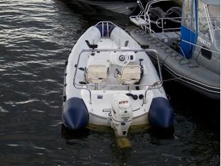 Лодка РИБ Буревестник Б-530
