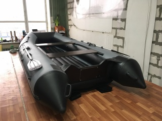 Лодка ПВХ RiverBoats RB-330 (НДНД)