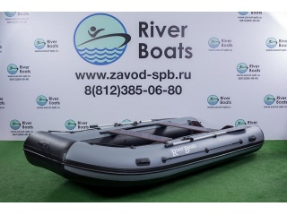 Лодка ПВХ RiverBoats RB-370 НДНД