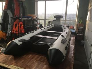 Лодка ПВХ RiverBoats RB-430
