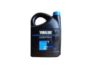 Масло Yamalube 2 для 2-тактных моторов 5л.