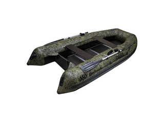 Лодка пвх ALTAIR Joker R-350 Mirage AirDeck