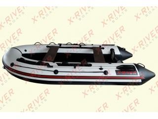 Лодка ПВХ X-River НДНД GRACE-WIND 380