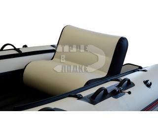 Надувное кресло для лодки ПВХ, ширина 110 -120 см