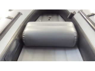 Надувной пуф 75 см с перегородкой для лодки ПВХ