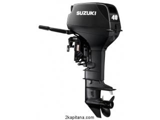 Лодочный мотор Suzuki DT 40 WS (WL) Сузуки.