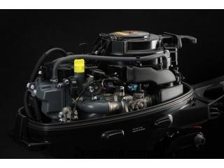 Лодочный мотор Suzuki DF15AS (Сузуки)