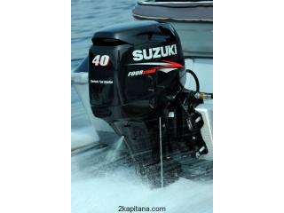 Лодочный мотор SUZUKI DF40ATS(ATL) (Сузуки)