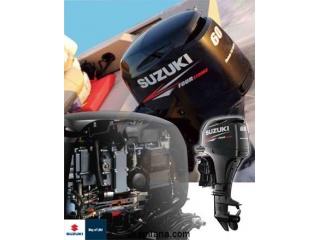 Лодочный мотор SUZUKI DF60ATS(ATL) (Сузуки)