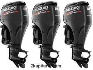 Лодочный мотор SUZUKI DF80ATL (Сузуки)
