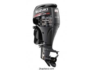 Лодочный мотор SUZUKI DF90ATL (Сузуки)