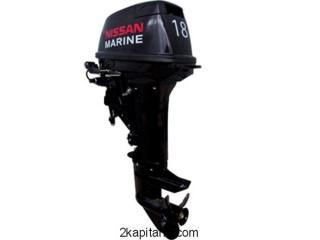 Лодочный Мотор Nissan (Ниссан) NS 18 E2 EP1