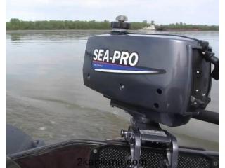 ЛОДОЧНЫЙ МОТОР SEA-PRO T 2.5 S