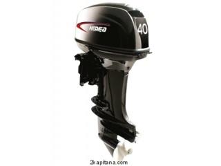Лодочный мотор HD40FHS(ручн.)