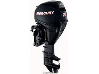 Лодочный мотор Mercury (Меркурий) 25 ELPT EFI