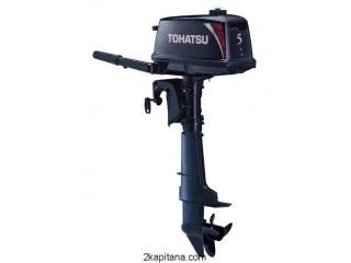 Лодочный Мотор Tohatsu (Тохатсу) M 5 BD S