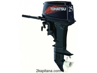 Лодочный Мотор (Тохатсу) Tohatsu M 25 H S