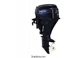 Лодочный Мотор Tohatsu (Тохатсу) MFS 20 D EPS
