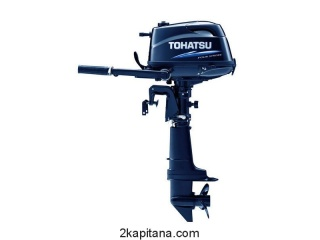 Лодочный Мотор Tohatsu (Тохатсу) MFS 5 DS