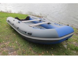 Лодка ПВХ Reef Тритон 390НД