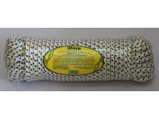 Якорный шнур (полипропиленовый) 8 мм 30 м до 700 кг