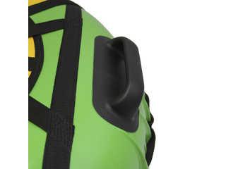 "Надувная ватрушка для катания ""Люкс"", диаметр 100 см., зеленая."