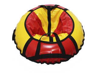 "Надувная ватрушка для катания ""Стандарт"", диаметр 70 см., красная"